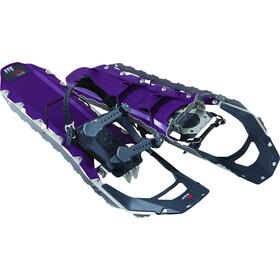 MSR Revo Trail 25 Raquetas de nieve Mujer, black violet